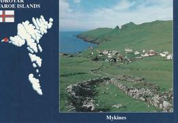 Foroyar Faroe Islands Mykines - Faroe Islands