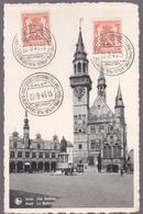 Alost / Aalst - Het Belfort / Le Beffroi - 1946 - NELS - Aalst