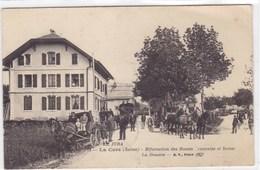 Le Jura - La Cure (Suisse) - Bifurcation Des Routes Française Et Suisse - La Douane - Zoll