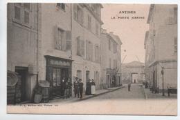 ANTIBES (06) - LA PORTE MARINE - Non Classés