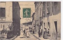 Rhône - Bourg-de-Thizy - Grande-Rue - France
