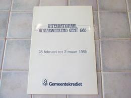Internationaal Gitaarweekend Gent 1985 - Programs