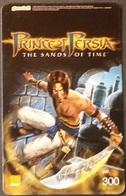 Mobilecard Thailand - Orange  - Game - Prince Of Persia - Thailand