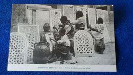 Musée Du Bardo Atelier De Décorations En Plátre Tunisia - Tunisia