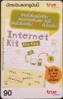 Mobilecard Thailand - True - Internet (1) - Thailand