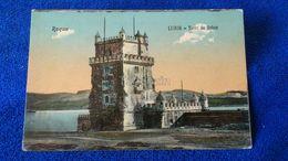 Lisboa Torre De Belem Portugal - Lisboa