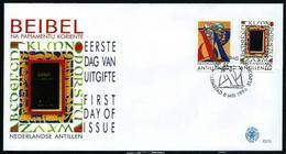 Antillas Holandesas Nº 1038/9 (sobre Primer Día) - Antillas Holandesas