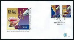 Antillas Holandesas Nº 1036/7 (sobre Primer Día) - Antillas Holandesas