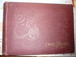 Album Ancien Contenant 389 Cartes Postales De Tableaux Célèbres - Postales
