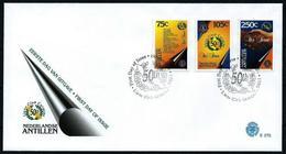 Antillas Holandesas Nº 1031/3 (sobre Primer Día) - Antillas Holandesas