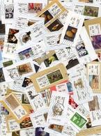 IRLANDA / IRELAND / IRLANDE - SOAR ATM POST&GO KILOWARE - Used Stamps On Paper / Timbres Oblitérés / Sellos - 90 Gr. - Viñetas De Franqueo (Frama)