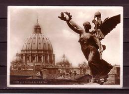 299f * ROMA * LE CUPOLE DI S.PIETRO * 1939 **!! - San Pietro
