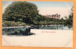 Ronneby Sweden 1900 Postcard - Sweden