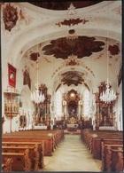 Ak Deutschland - Mittenwald - Pfarrkirche St. Peter U. Paul - Innenaufnahme - Kirchen Und Klöster