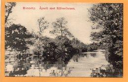 Ronneby Sweden 1907 Postcard - Sweden