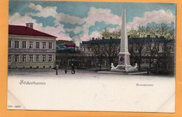 Soderhamn Sweden 1900 Postcard - Sweden