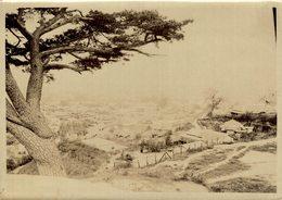SEOUL Corea Del Sur COREA KOREA COREE EAST ASIA  16*11 CM Fonds Victor FORBIN 1864-1947 - Lugares