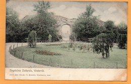 Westervik Sweden 1900 Postcard - Sweden