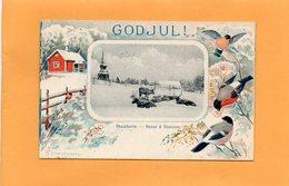 Stockholm Sweden 1912 Postcard - Sweden