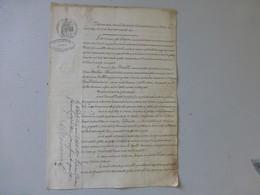 79 Niort Faillite Distillateur Constant Foubert, 1866,  4 Pages Ref 238  ; PAP03 - Historische Dokumente