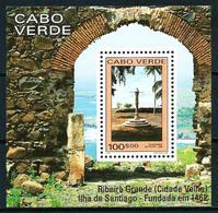 Cabo Verde Nº HB-15 Nuevo - Islas De Cabo Verde