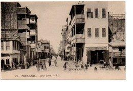 15. PORT SAÏD. ARAB TOWN. / LL - Port Said
