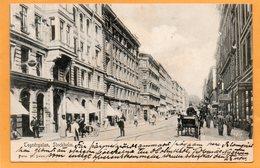 Stockholm Sweden 1904 Postcard - Sweden