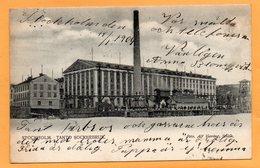 Stockholm Sweden 1904 Postcard - Zweden