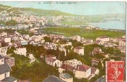 ALGER    Mustapha Supérieur (pli) - Algiers