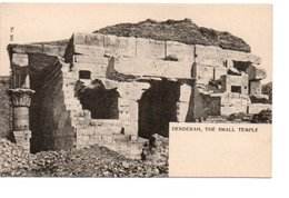 DENDERAH. THE SMALL TEMPLE. - Egypt