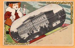 Stockholm Sweden 1900 Postcard - Zweden