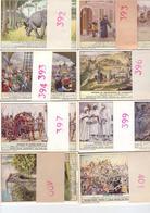 Chromos Liebig - 8 Séries De 6 Chromos - Lot  15 - Liebig