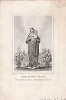 Anna Elisabeth Van Den  Bogaert-antwerpen 1851 - Images Religieuses