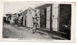UNE RUE DE KONAKRY. GUINEE FRANCAISE. - French Guinea