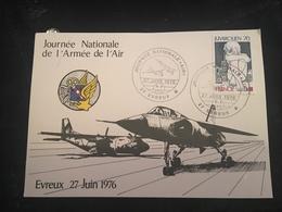 Ancienne Carte Postale - Journée Nationale De L'armée De L'air - Militaria