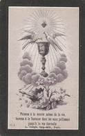 Joannes Baptiste Bogaert-meighem 1806-1880 - Images Religieuses