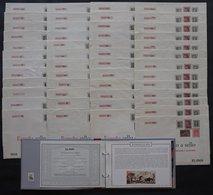 ESPAÑA / ESPAGNE / SPAIN - Colección 'España Sello A Sello' - El Pais - Sheets With Stamp Reproductions - Feuilles - Sonstige Bücher