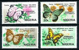 Nigeria Nº 408/11 Nuevo - Nigeria (1961-...)