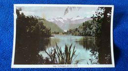 Lake Matheson New Zealand - Nuova Zelanda