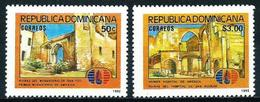 República Dominicana Nº 1092/3 Nuevo - República Dominicana