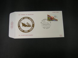 """BELG.1985 2177 FDC  ( Brugge ) : """" 26é Scheepsvaartscongres / 26é Congrés De Navigation """" - FDC"""