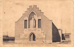 Wattrelos (59) - Le Sapin Vert - L'Eglise Du Christ Roi - Wattrelos