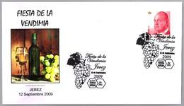 FIESTA DE LA VENDIMIA - Grape Harvest Festival. Jerez, Cadiz, Andalucia, 2009 - Vinos Y Alcoholes