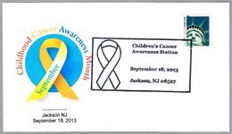 LUCHA CONTRA EL CANCER INFANTIL - Children's Cancer Awareness. Jackson NJ 2013 - Enfermedades