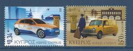 Chypre République - Europa - YT N° 1263 Et 1264 - Neuf Sans Charnière - 2013 - Unused Stamps