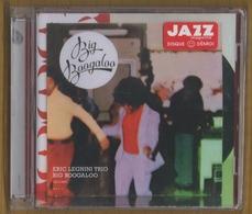 CD 12 TITRES ERIC LEGNINI TRIO BIG BOOGALOO NEUF SOUS BLISTER & RARE - Jazz