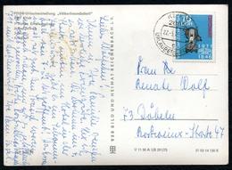 A8275 - Urlaubersiedlung Klink Stempel - FDGB Völkerfreundschaft - [6] République Démocratique