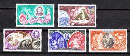 Monaco - 1969. Alphonse Daudet: Lettres De Mon Moulin. Complete MNH Seriers - Schriftsteller