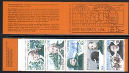 SWEDEN 1973 Explorers Booklet  MNH / **. Michel MH40 - Booklets
