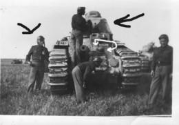 """Armée Française BCC RCC Char Blindé B1 Bis  """"Vercors"""" - Krieg, Militär"""